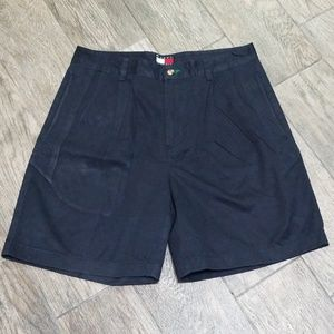 Tommy Hilfiger Navy shorts pockets front and back